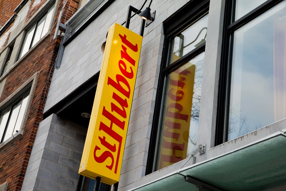 Le Groupe St-Hubert a récemment été vendu à... (Photo Alain Roberge, Archives La Presse)