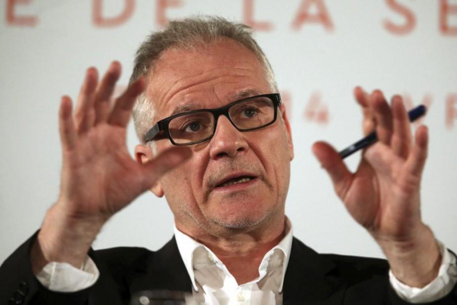 Thierry Frémaux, délégué général du Festival de Cannes,... (PHOTO REUTERS)