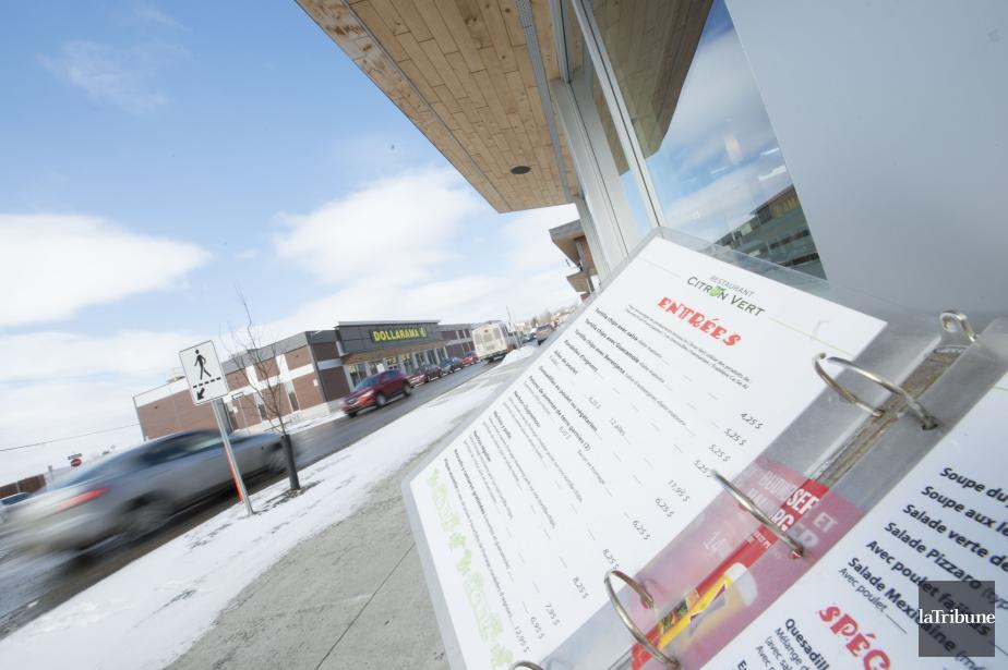 Le conseil municipal de Lac-Mégantic a modifié les... (Archives La Tribune)