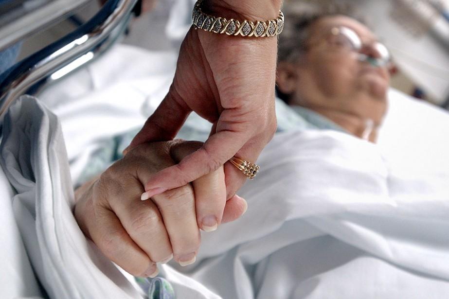 Le consentement à la mort devrait être libre... (Photo Chris Zuppa, archives St. Petersburg Times)