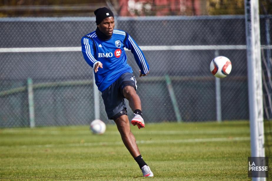 Didier Drogba... (Photo André Pichette, archives La Presse)