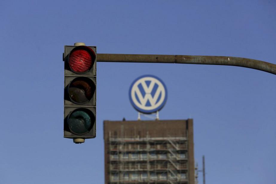 Volkswagen a enregistré une forte croissance sur son... (PHOTO INA FASSBENDER, ARCHIVES REUTERS)