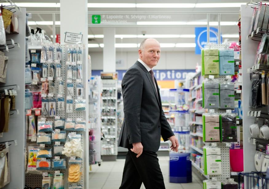 Philippe Duval est PDG d'Uniprix depuis le 2... (PHOTO MARCO CAMPANOZZI, LA PRESSE)