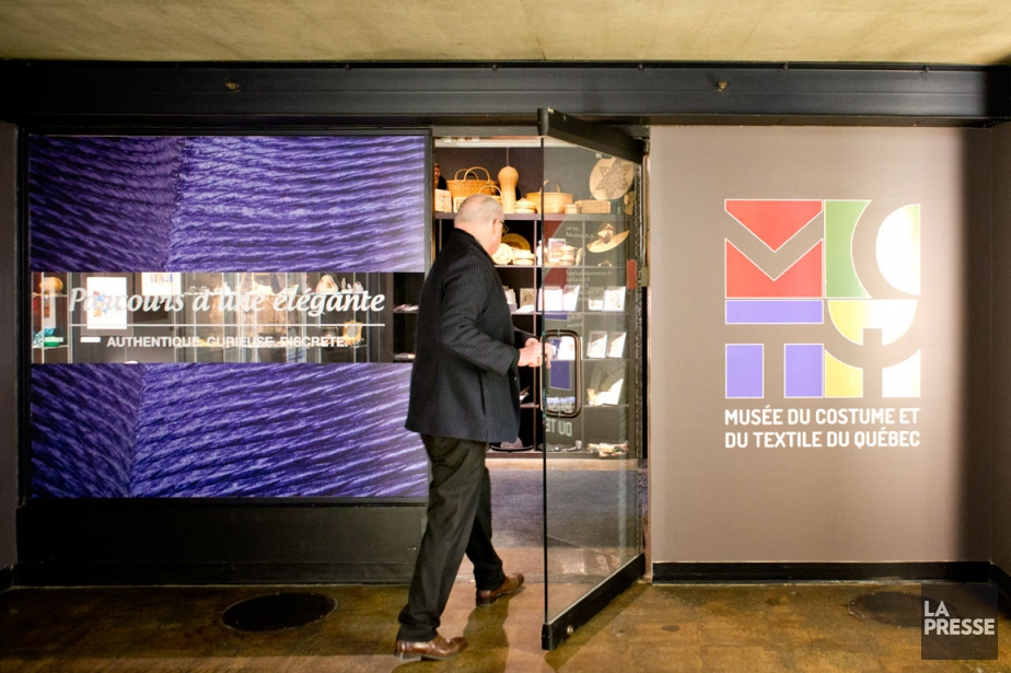 Le Musée du costume et du textile du... (PHOTO MARCO CAMPANOZZI, LA PRESSE)