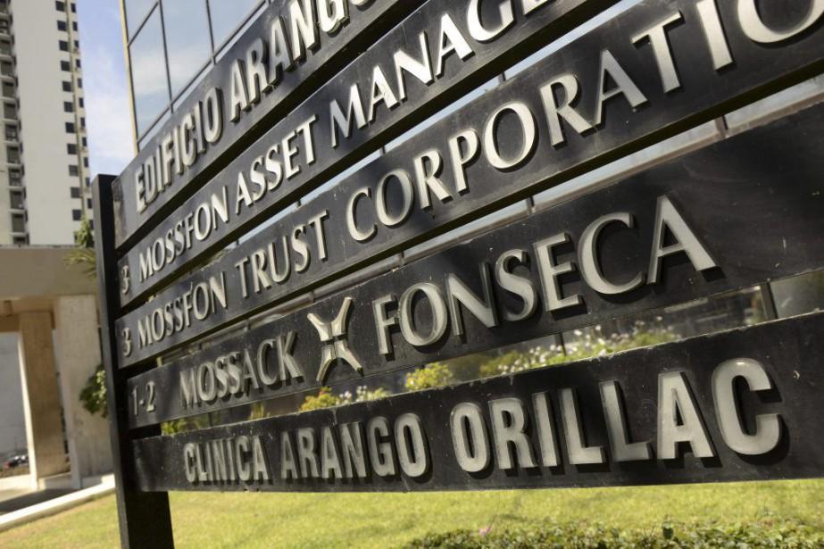 Le siège social de Mossack Fonseca, au coeur... (PHOTO ED GRIMALDO, ARCHIVES AFP)