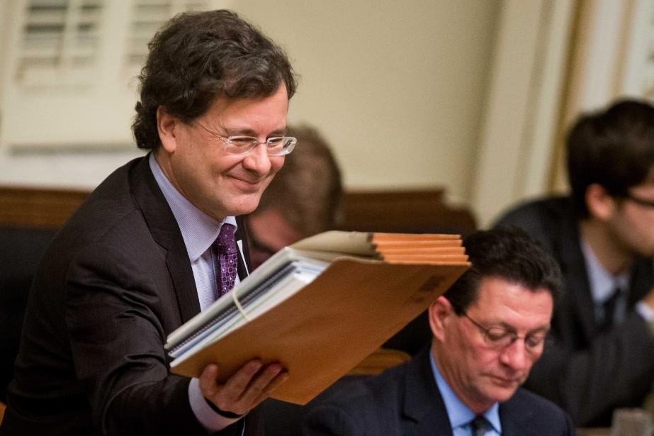 La nomination de Bertrand St-Arnaud à la magistrature... (PHOTO IVANOH DEMERS, LA PRESSE)
