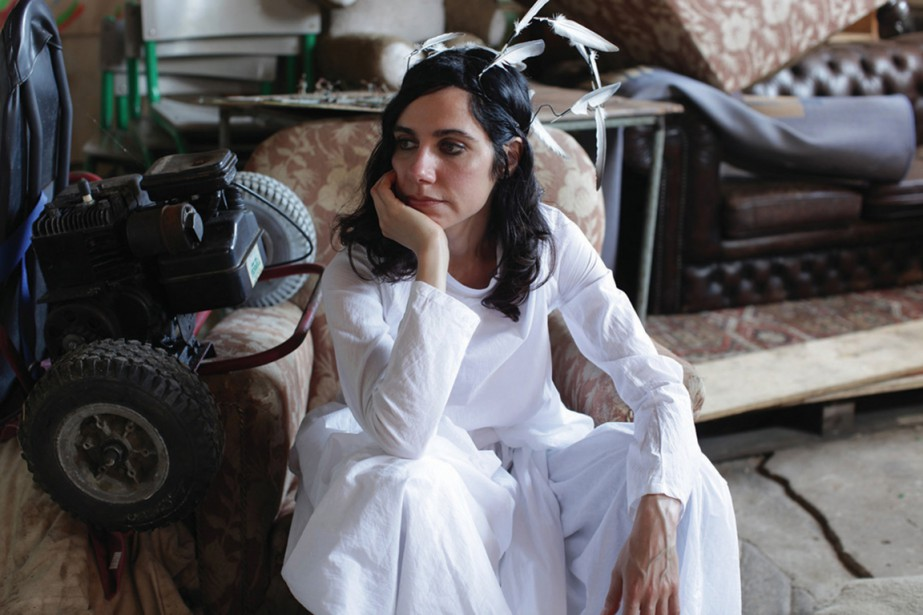 PJ Harvey... (Photo fournie par la production)