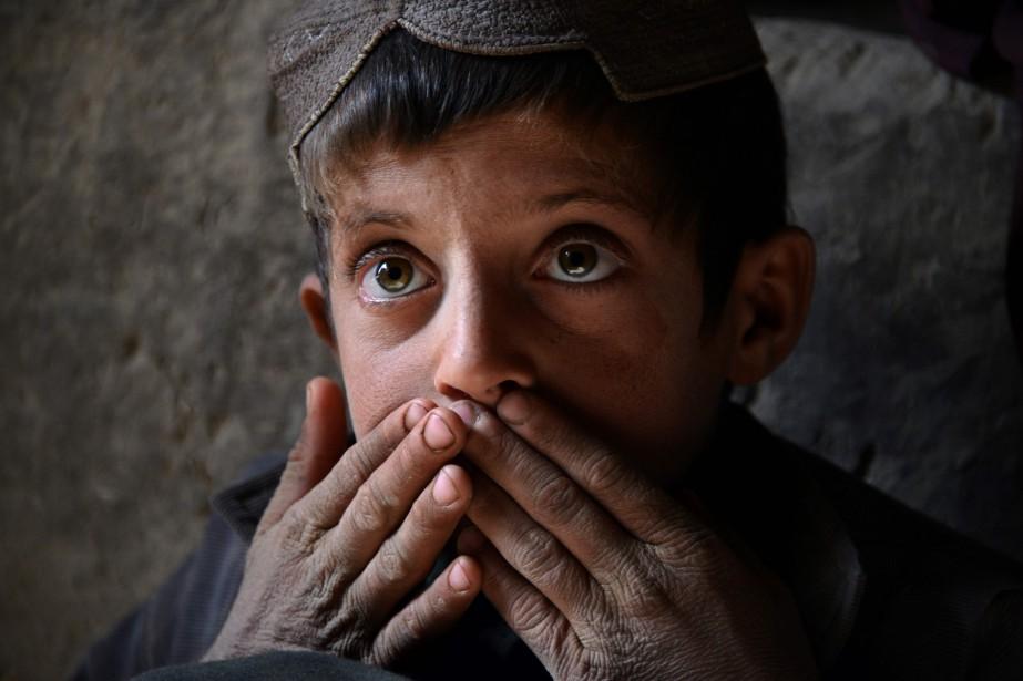 Au cours du premier trimestre, 161 enfants ont... (PHOTO JAVED TANVEER, ARCHIVES AGENCE FRANCE-PRESSE)