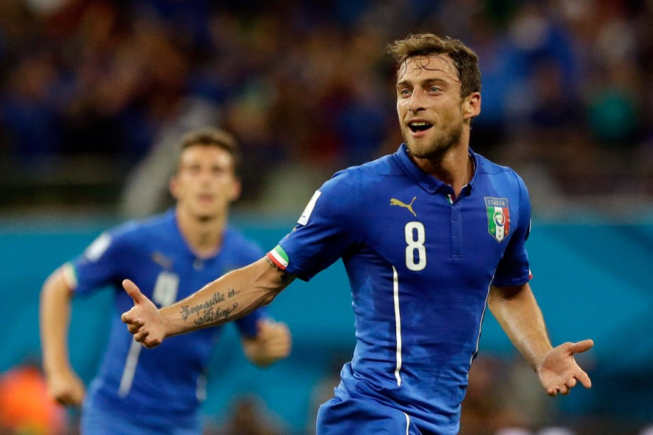 Claudio Marchisio... (PHOTO MATT DUNHAM, ARCHIVES AP)