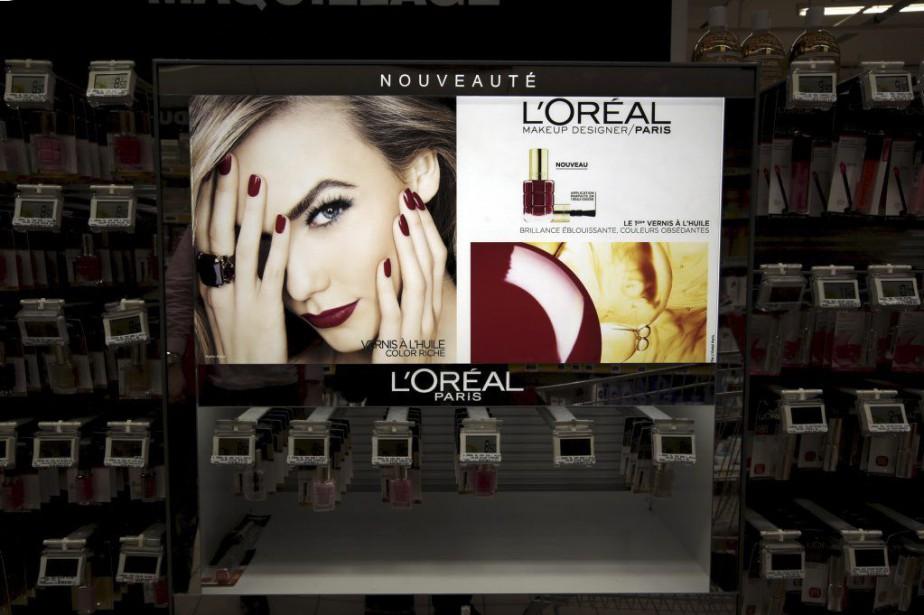 Le groupe de cosmétiques L'Oréal a... (PHOTO ERIC GAILLARD, ARCHIVES REUTERS)