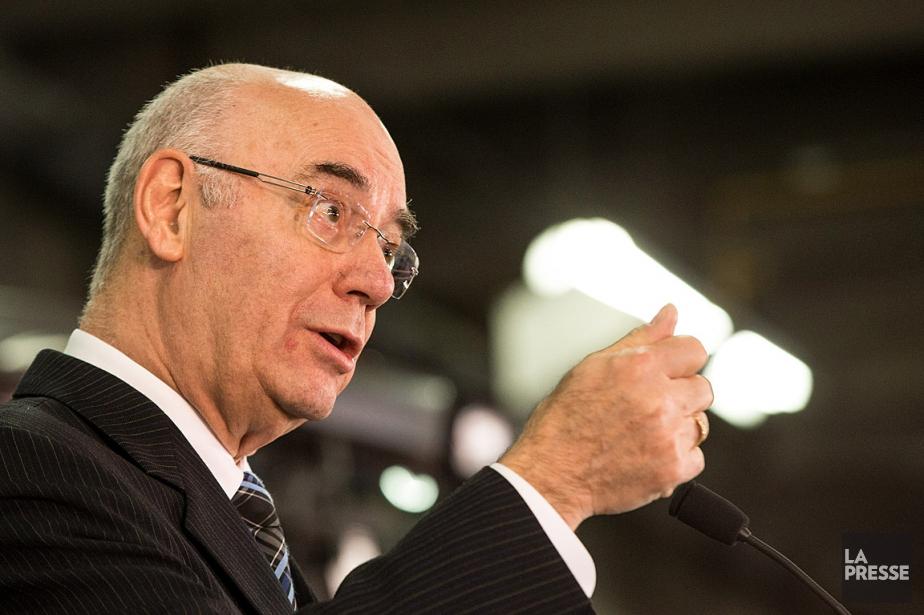 Le ministre des Transports du Québec, Jacques Daoust.... (PHOTO HUGO-SEBASTIEN AUBERT, ARCHIVES LA PRESSE)