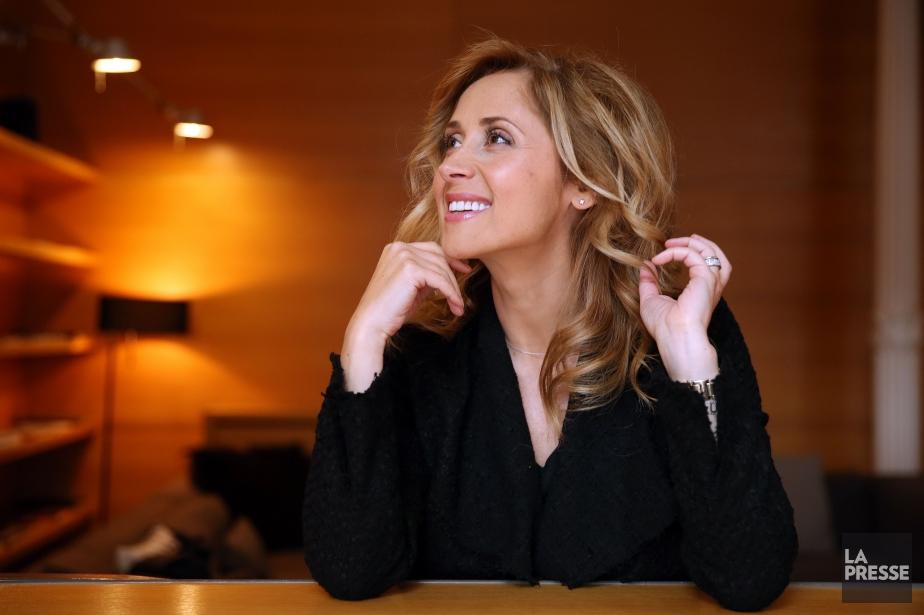 Lara Fabian lance son premier album depuis l'accident... (PHOTO MARTIN CHAMBERLAND, LA PRESSE)