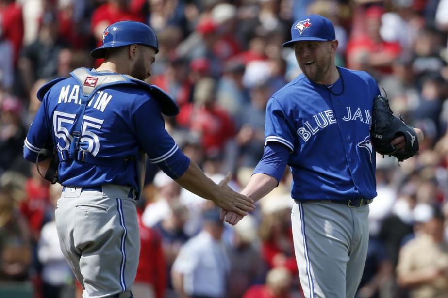Le gérant des Blue Jays de Toronto, John Gibbons, savait que... (Photo AP)