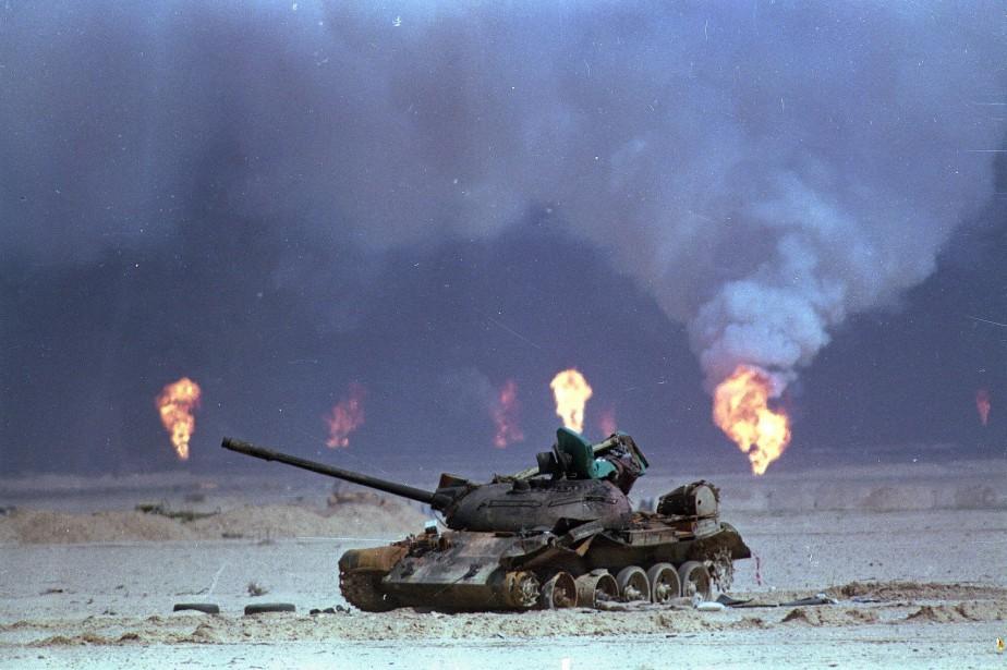 «Voilà le monde dans lequel les djihadistes sont... (photo archives associated press)