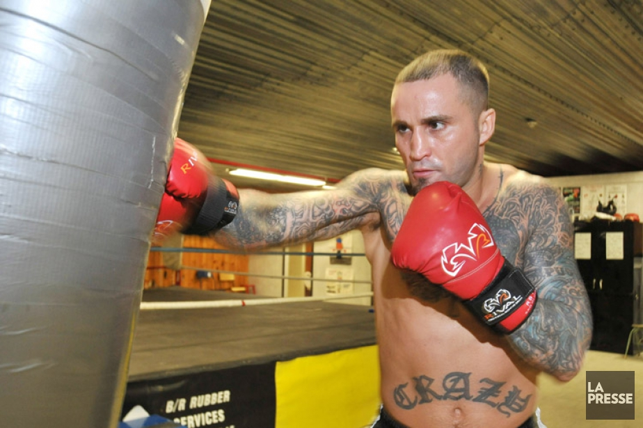 Phil Boudreaultest un ancien boxeur qui a représenté... (ARCHIVES PC)
