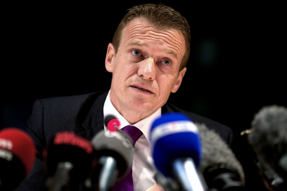 Le directeur de l'OCAMPaul Van Tigchelt.... (PHOTO NICOLAS MAETERLINCK, BELGA/AFP)