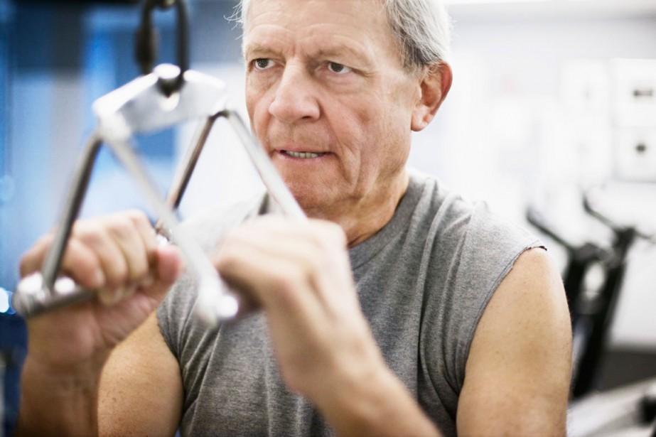 L'exercice physique réduit le risque de démence, quel... (PHOTO THINKSTOCK)