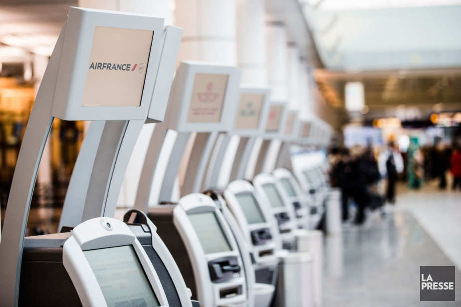 Tous les passagers seront à Paris mercredi, a... (PHOTO ÉDOUARD PLANTE-FRÉCHETTE, ARCHIVES LA PRESSE)