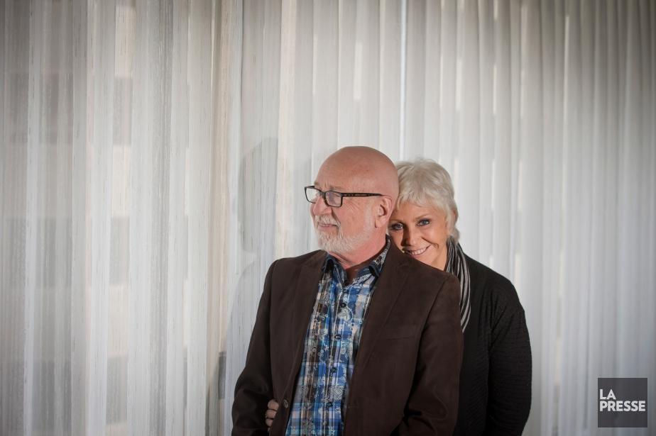 En plus de 40 ans d'amitié, Patrick Norman... (PHOTO IVANOH DEMERS, LA PRESSE)