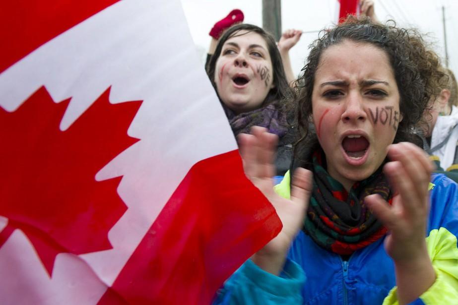 Aux dernières élections, les libéraux ont ciblé les... (PHOTO SEAN KILPATRICK, LA PRESSE CANADIENNE)