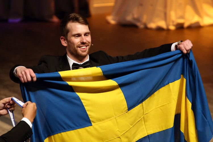 Jon Arvin Rosengren... (PHOTO AFP)