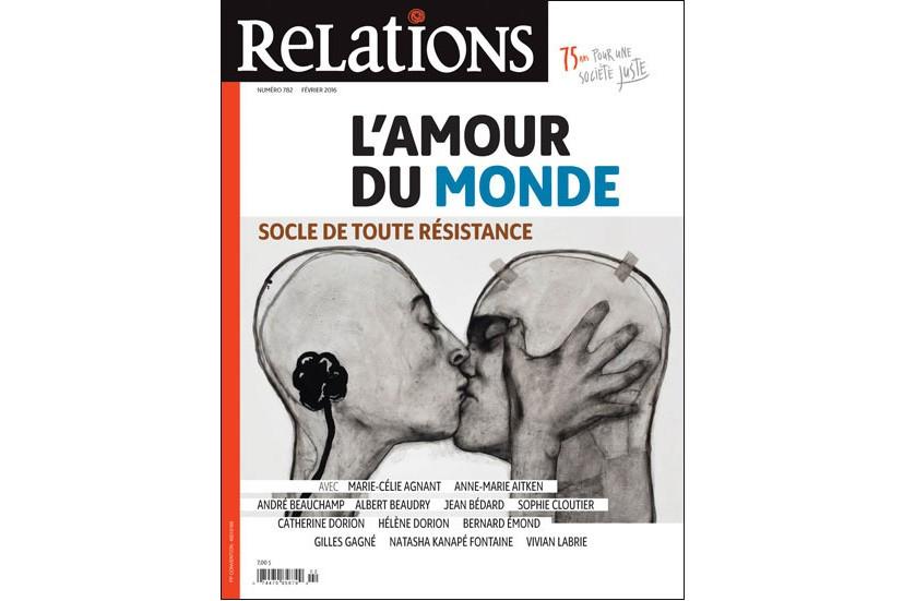 Relations, qui se distingue par un contenu axé... (IMAGE FOURNIE PAR RELATIONS)