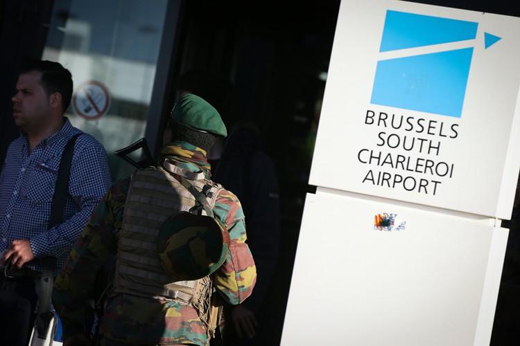 Najim Laachraoui, l'un des deux djihadistes qui se sont fait... (PHOTO AFP)