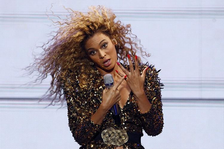 Beyoncé... (PHOTO REUTERS)