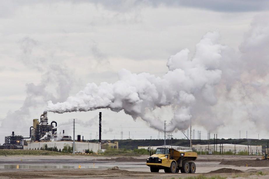 Le Canada est loin du fil d'arrivée en... (PHOTO JASON FRANSON, ARCHIVES La Presse canadienne)