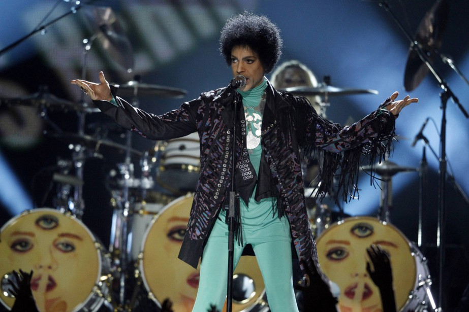 <span>Prince</span> s'était produit lors des Billboard <span>Music</span> Awards au Grand Garden Arena de Las Vegas le 19 mai 2013. (PHOTO ARCHIVES REUTERS)
