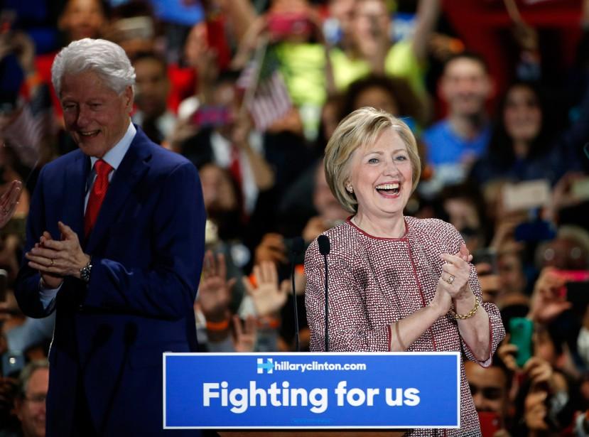 «Les électeurs démocrates, en jetant leur dévolu sur... (Photo Kathy Willens, Associated Press)