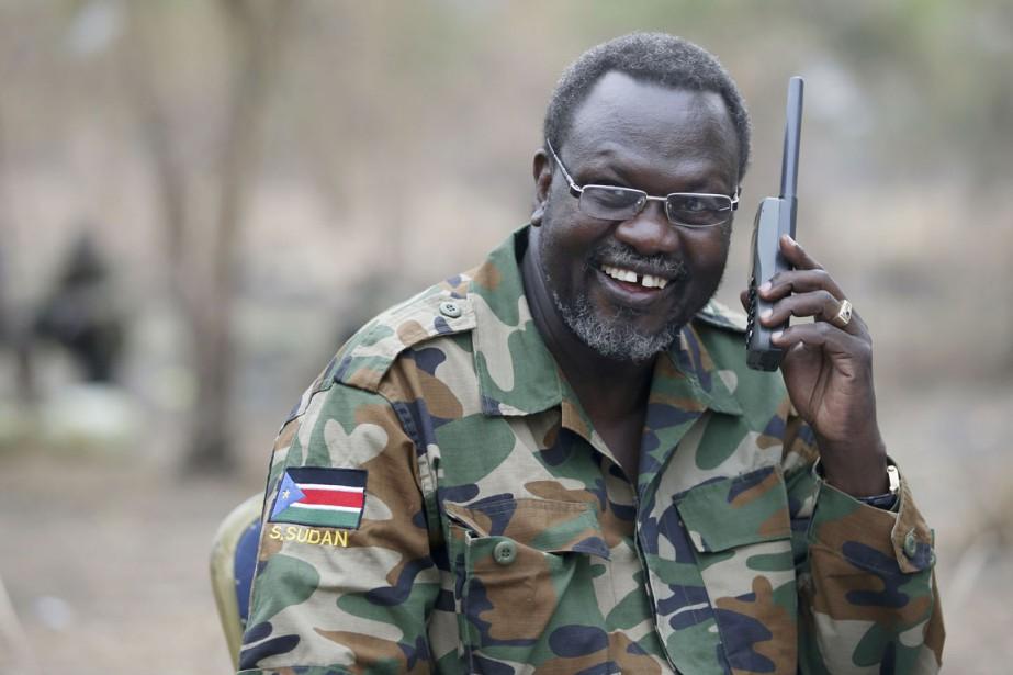 Riek Machar (ci-dessus) a été réinstallé au poste... (PHOTO GORAN TOMASEVIC, ARCHIVES REUTERS)