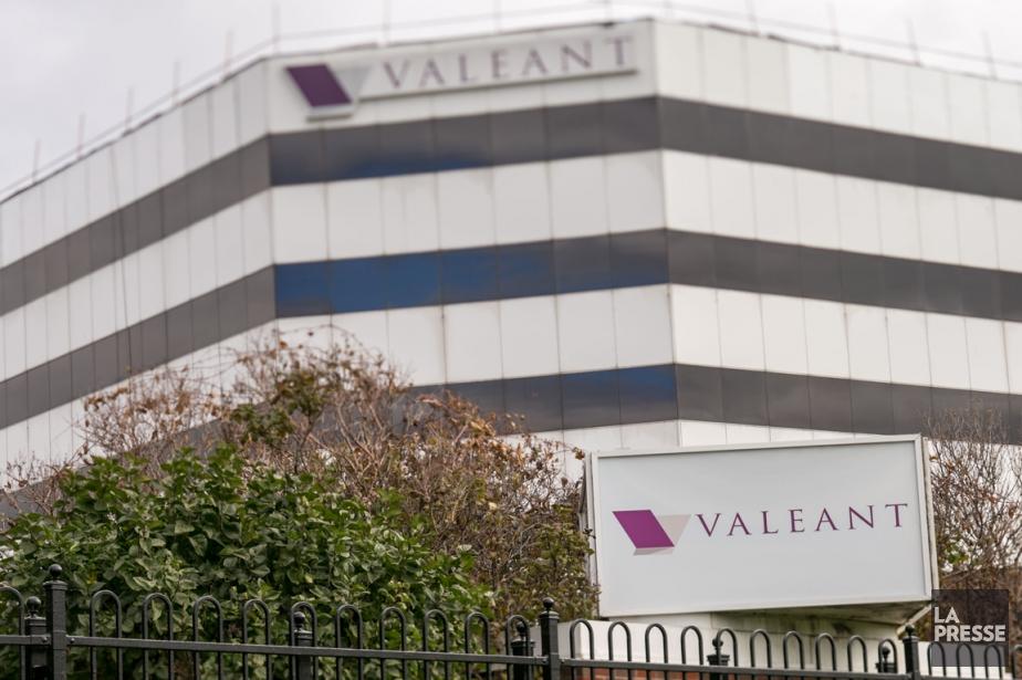 Valeant Pharmaceuticals a... (PHOTO HUGO-SÉBASTIEN AUBERT, ARCHIVES LA PRESSE)