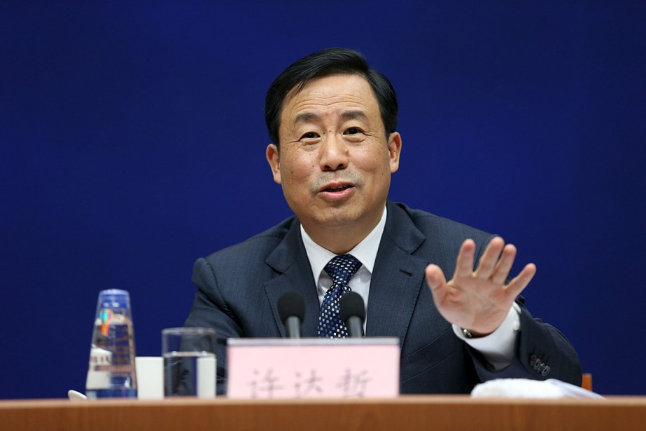 Pékin investit des milliards de yuans dans la... (Photo China Daily, archives Reuters)