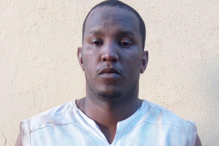 L'homme, identifié comme Fawaz Ould Ahmeida, a été... (PHOTO AFP/STRINGER)