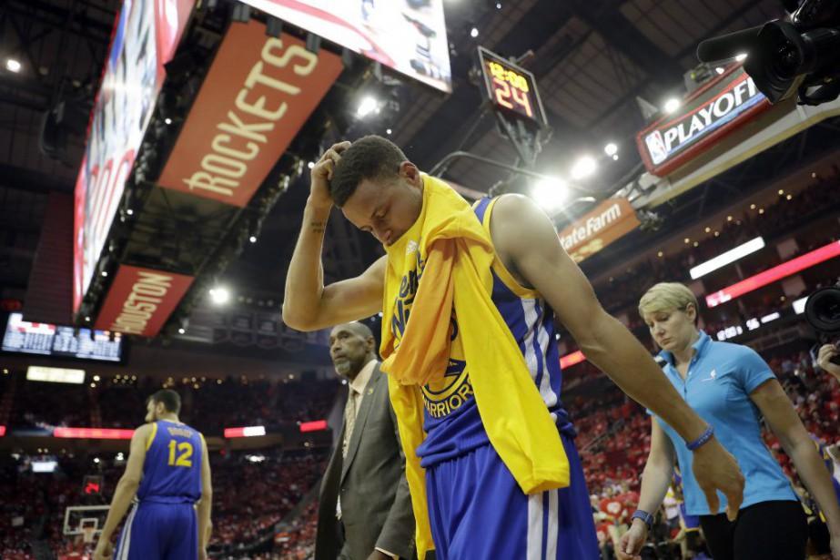 Curry, meilleur marqueur du Championnat 2015-16 avec 30,1... (Photo AP)