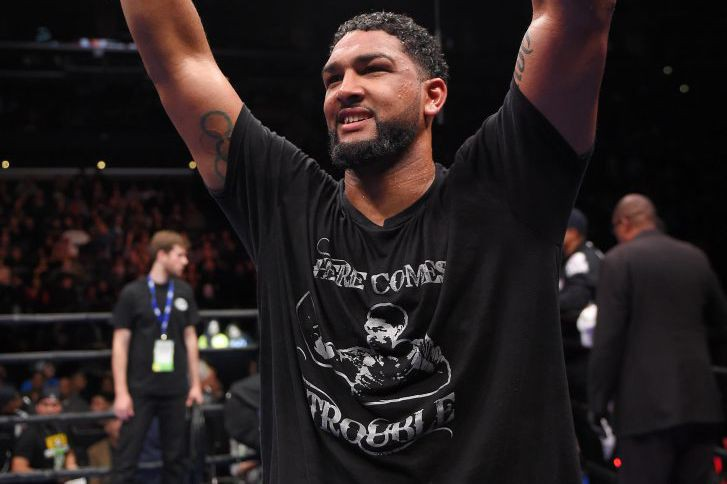 Dominic Breazeale... (PHOTO MARK J. TERRILL, ARCHIVES ASSOCIATED PRESS)