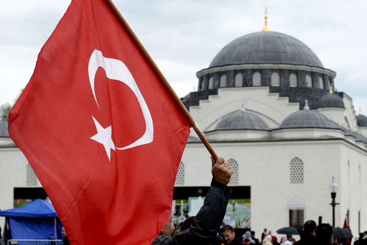 La famille d'un Canadien qui serait détenu en Turquie sous des... (ARCHIVES AFP)