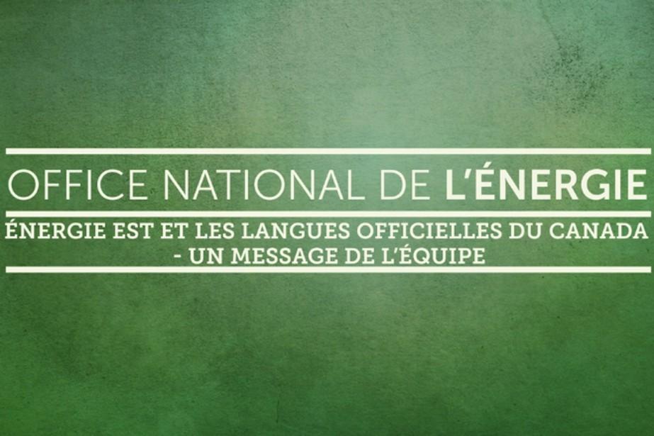 L'Office national de l'énergie (ONÉ), dont la réputation a été mise à rude...