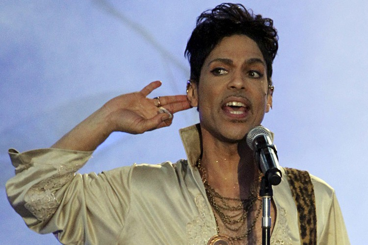 L'étendue de la fortune de Prince est difficile... (PHOTO AFP)
