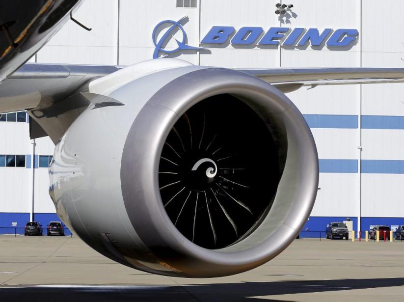 À Wall Street, le titre Boeing reculait de... (Photo Brad Nettles, archives AP)