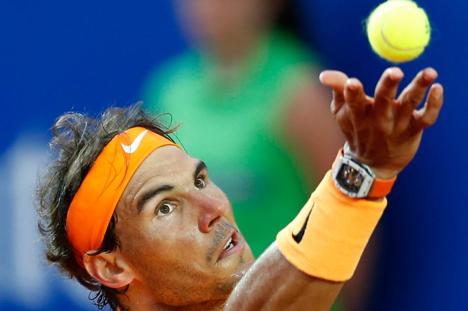 Rafael Nadal... (Photo Manu Fernandez, AP)