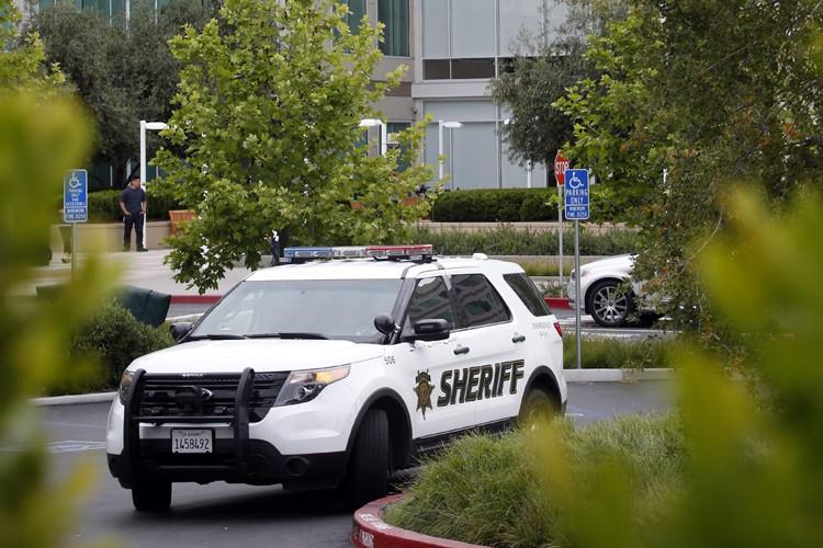 Un employé d'Apple a été retrouvé mort mercredi dans une salle de... (PHOTO AP)