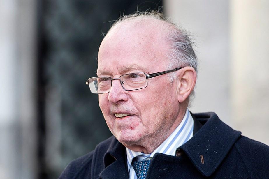 L'ex-premier ministre du Québec, Bernard Landry.... (Photo Graham Hughes, archives PC)