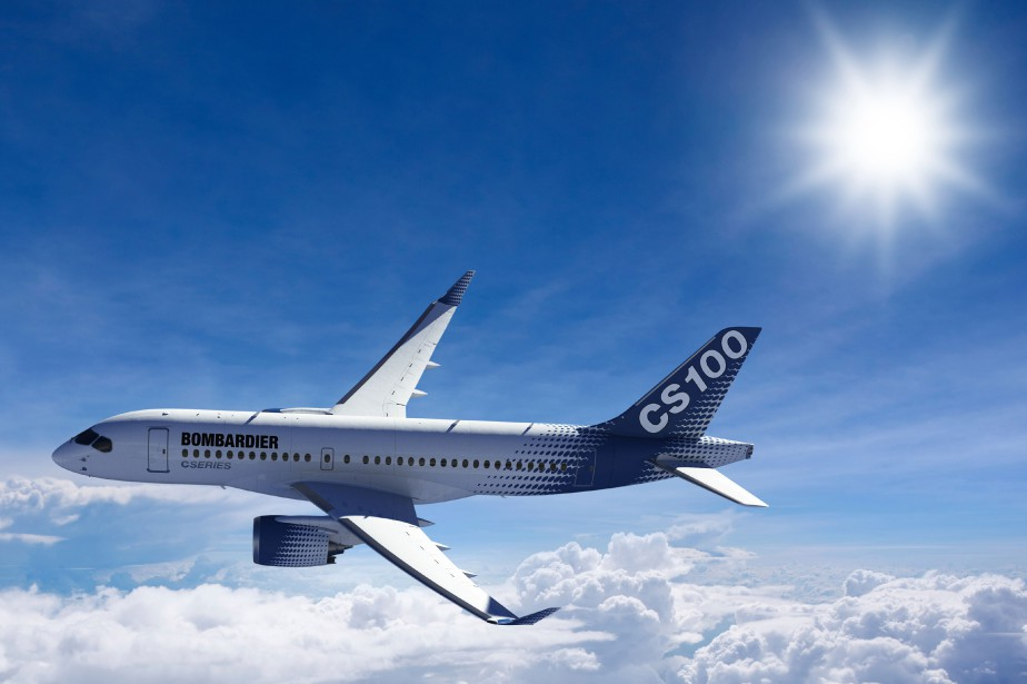 Maintenant, est-ce qu'Ottawa devrait investir... (Photo fournie par Bombardier)