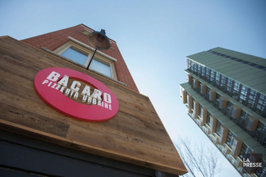 Le Bacaro Pizzeria Urbaine a une nouvelle adresse... (PHOTO IVANOH DEMERS, LA PRESSE)