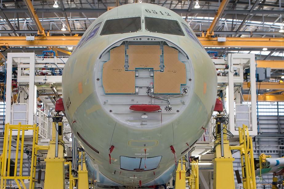 Delta Airlines a commandé plusieurs appareils moyen-courriers A321... (PHOTO NICHOLAS KAMM, AFP)