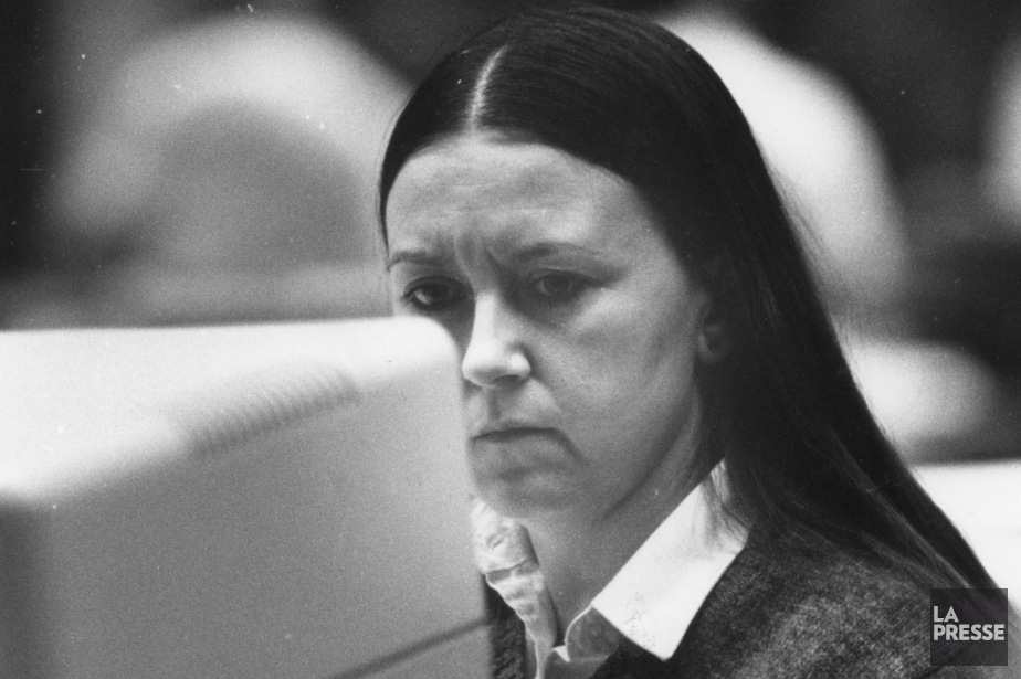 Liliane Lacroix a travaillé à La Presse de... (Photo Bernard Brault, archives La Presse)