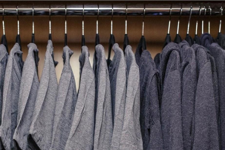 nouveau concept rechercher le dernier sélectionner pour l'original Porter des vêtements identiques chaque jour