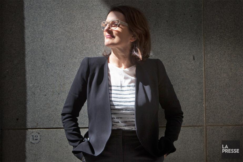 La comédienne Marie-Thérèse Fortin nous... (PHOTO PATRICK SANFAÇON, LA PRESSE)